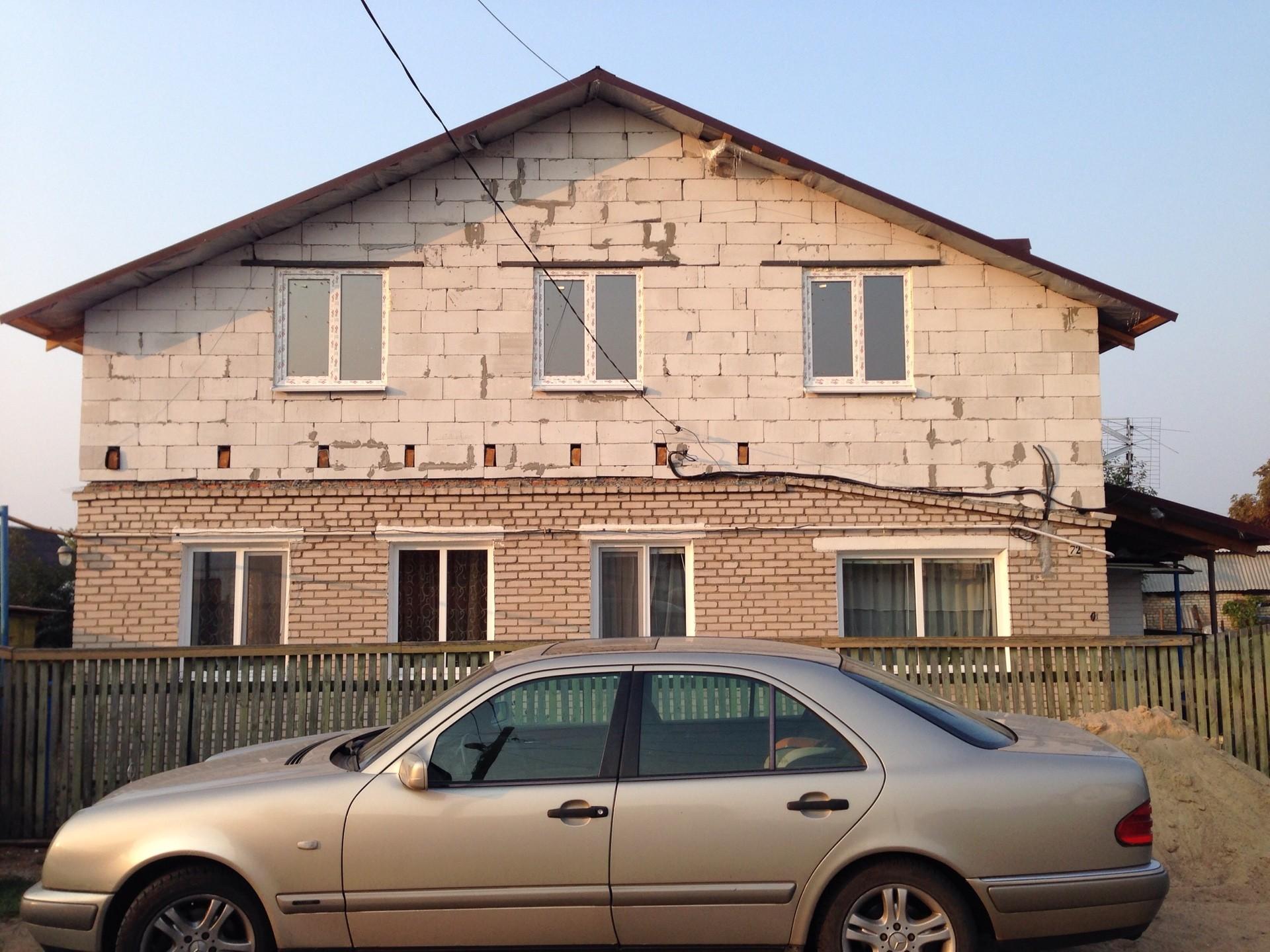 Каркасный дом своими руками: от фундамента до крыши и