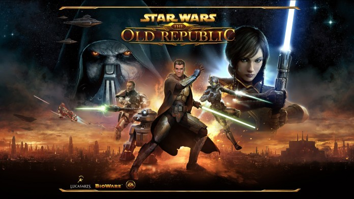 2 место. Star Wars the Old Republic