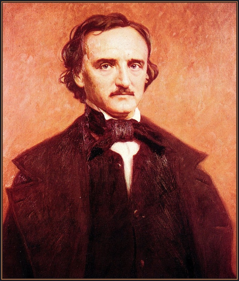 edgar allan poe Poe, a great 19th-century american author, was born on jan 19, 1809, in boston, mass both his parents died when poe was two years old, and he was taken into the home of john allan, a wealthy tobacco exporter of richmond, va.
