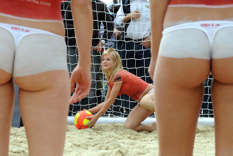 Beach soccer nude, fuck team five videos online
