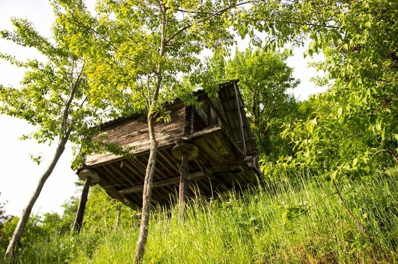 Аджария. Сельский туризм в Гобронети путешествия, факты, фото