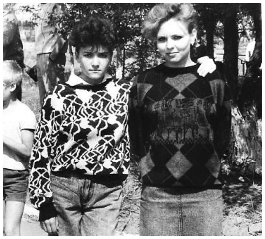 девок 90-х годов из фото