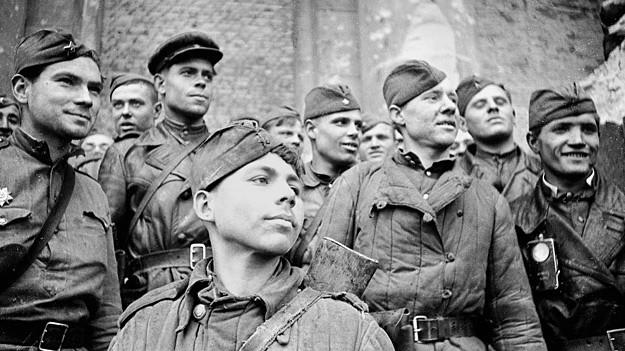 Гомосексуальные отношения солдат в великую отечественную войну