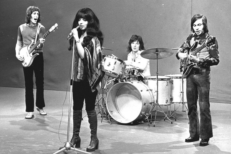 """Шизгару давай!"" История песни Venus . The Shocking Blue"