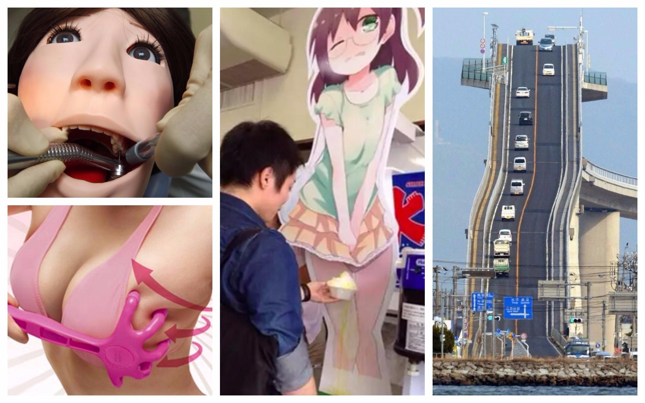 Сексуальные причуды японцев