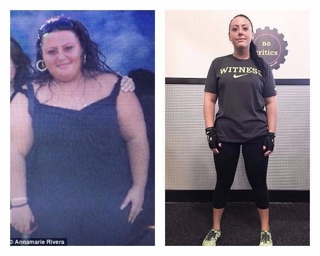 Похудевшие россияни до и после фото