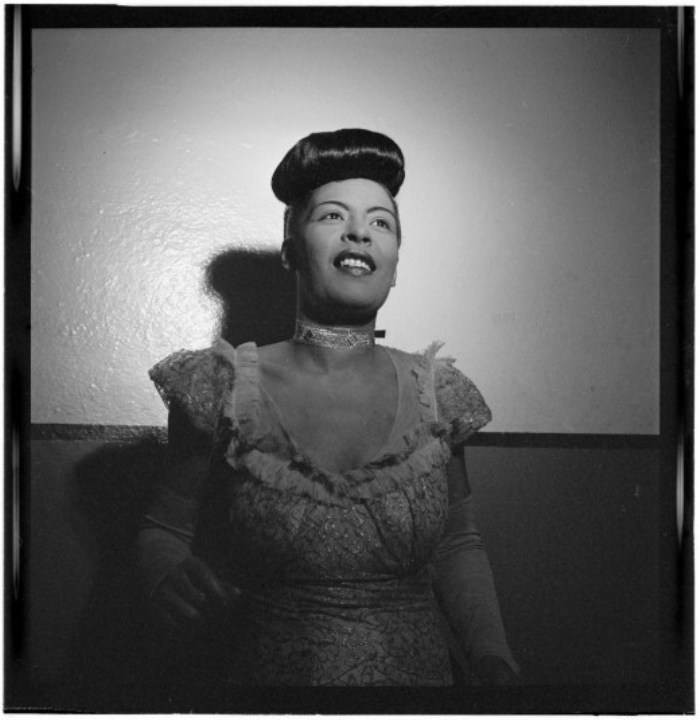 an overview of the influence of the great depression on the life of billie holiday William p gottlieb: photographs from the golden age of needed that optimism as the great depression showed no vocalist billie holiday toured with.
