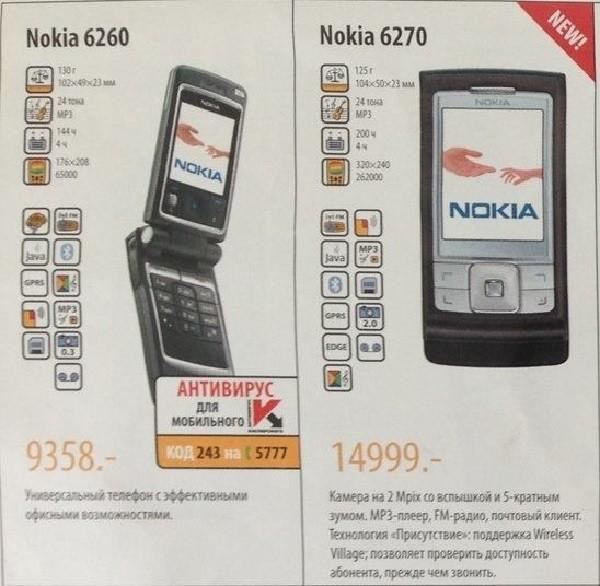 4e130b064e5d5 Стоимость мобильных телефонов 12 лет назад