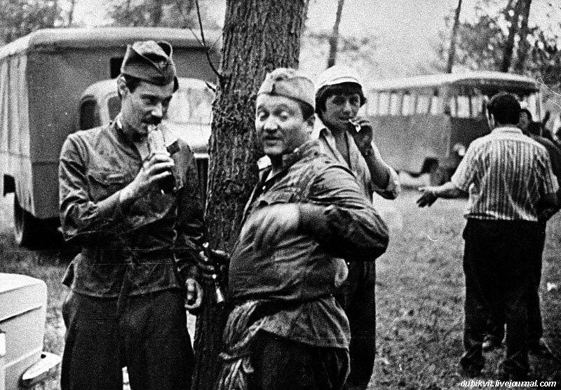 Вырезанные сцены из «Место встречи изменить нельзя» СССР, история, кино, факты