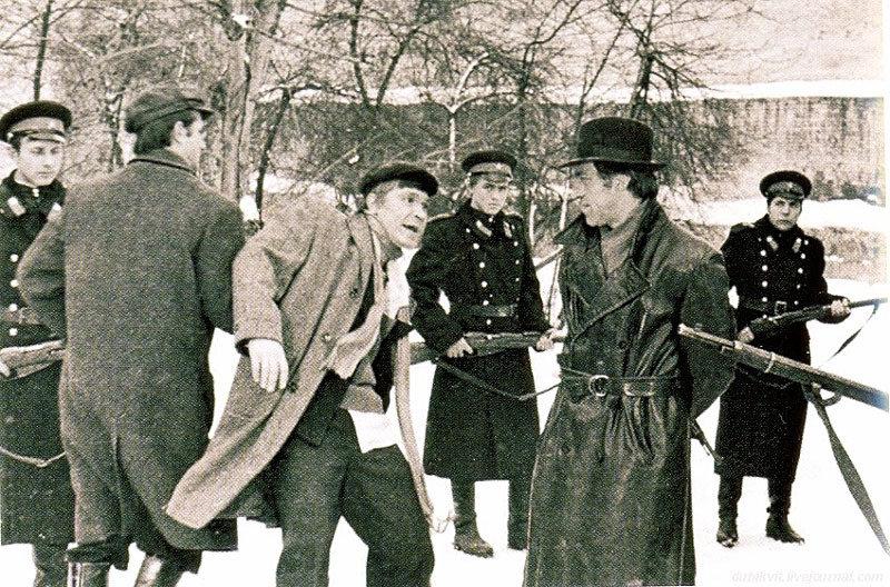 Плевок в лицо Жеглова СССР, история, кино, факты