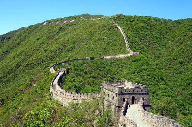 картинки китайской стен цикле времена
