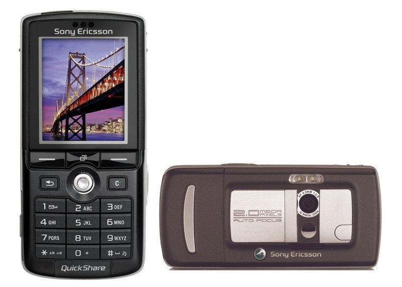 Sony Ericsson K750i   ностальгия, сотовые, телефоны, техника