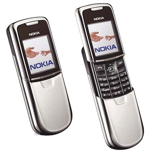 Nokia 8800 ностальгия, сотовые, телефоны, техника