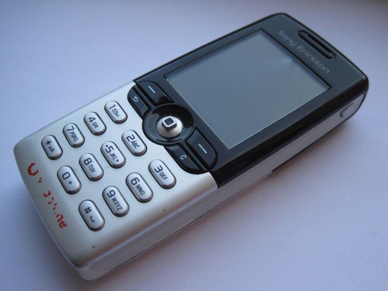 Sony Ericsson T610i  ностальгия, сотовые, телефоны, техника