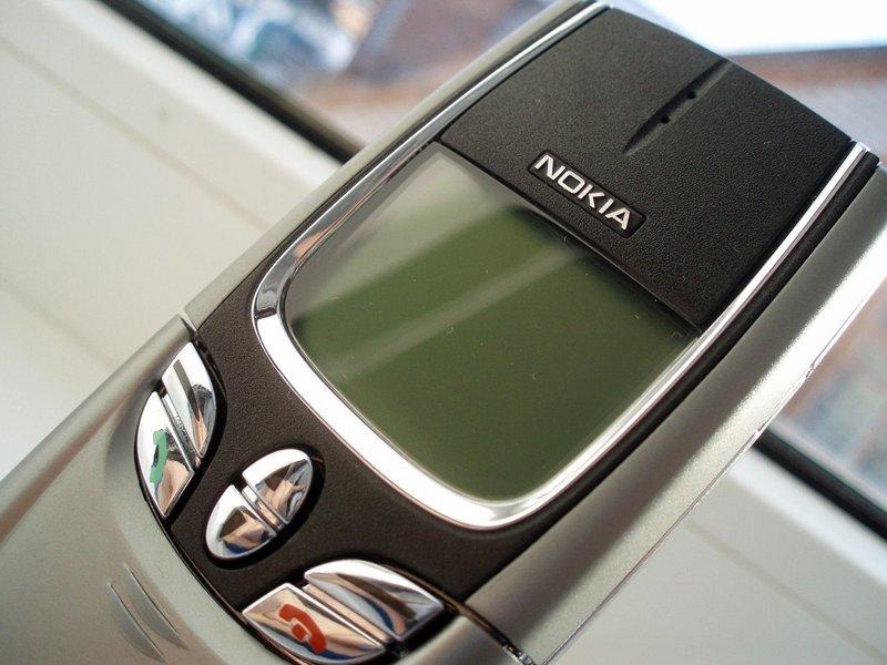 Nokia 8850    ностальгия, сотовые, телефоны, техника