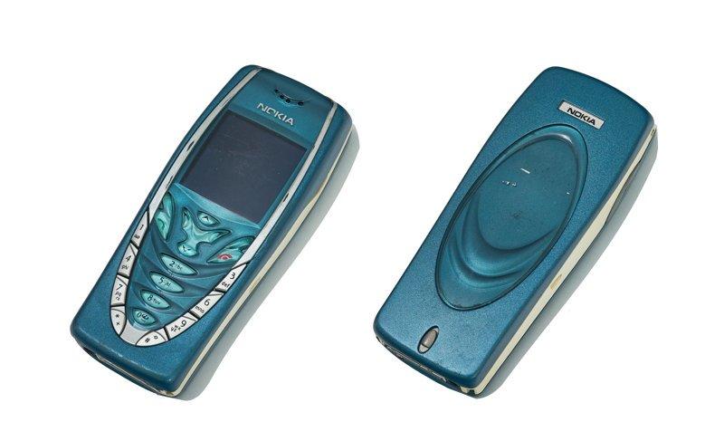 Nokia 7210   ностальгия, сотовые, телефоны, техника
