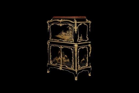 Секретер эпохи Людовика XV:  $5,1 млн антиквариат, дорогая мебель, цены