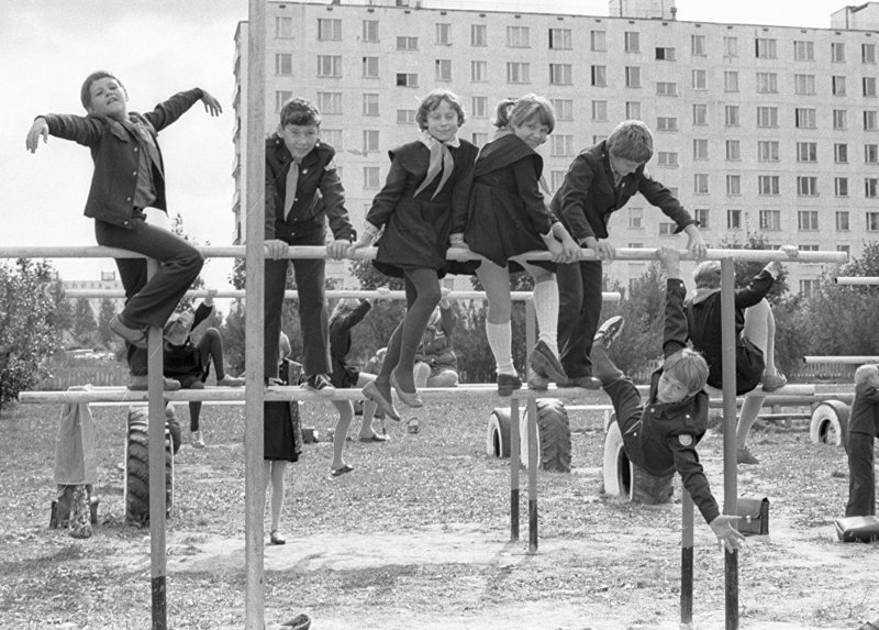 Дети, рожденные в СССР СССР, история, советские дети, факты