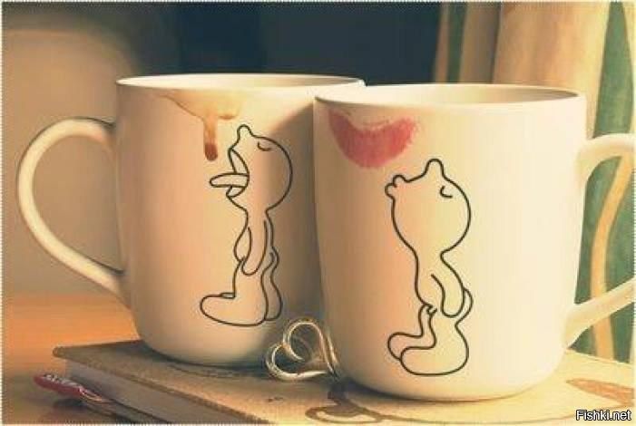 Прикольные картинки с чашками кофе и надписями