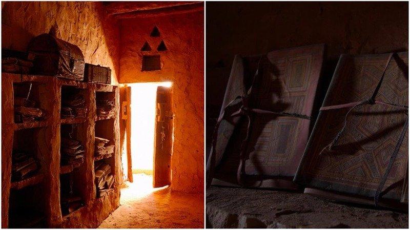 7. Библиотеки Шингетти археолог, загадка, интересное, мир, находка, пустыня, тайна