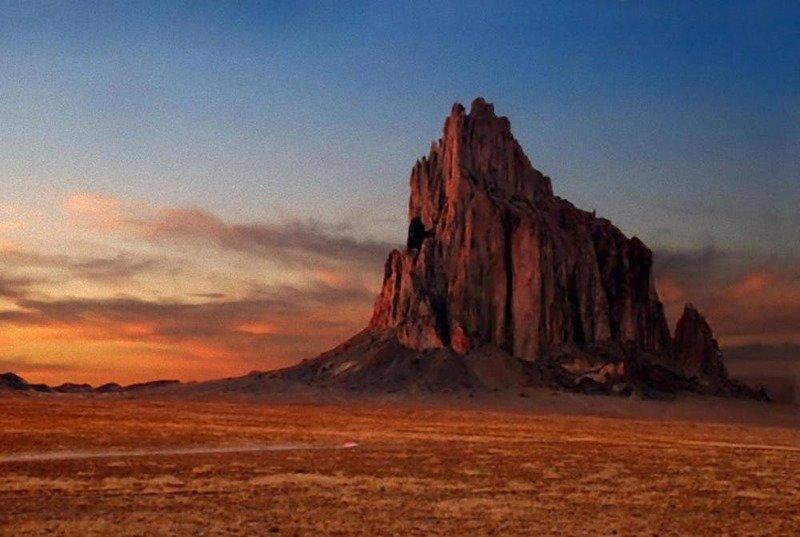 14. Тайна компании Shell в пустыне Нью-Мексико археолог, загадка, интересное, мир, находка, пустыня, тайна
