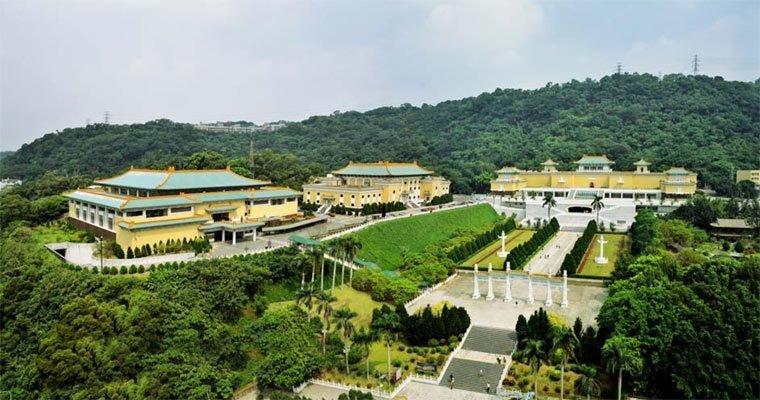 Музей императорского дворца (Китай) интересно, история, культура, музеи, планета
