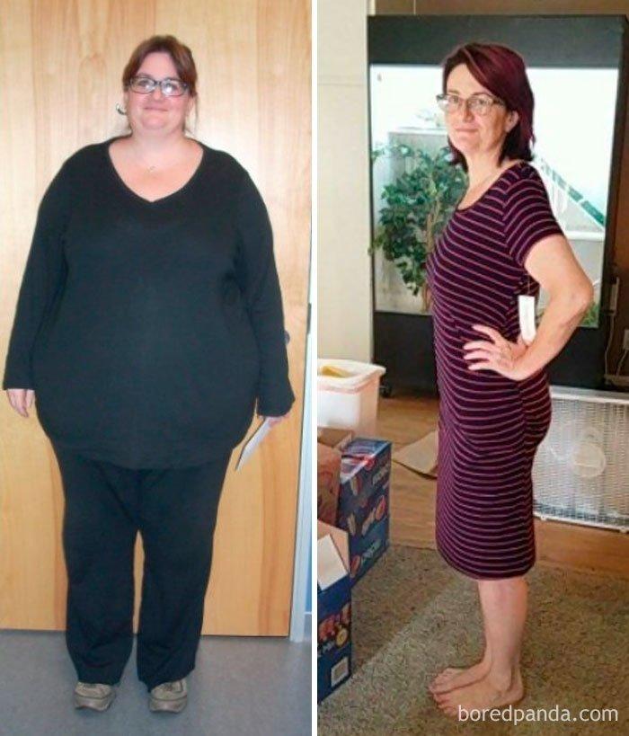 Истории похудения толстых