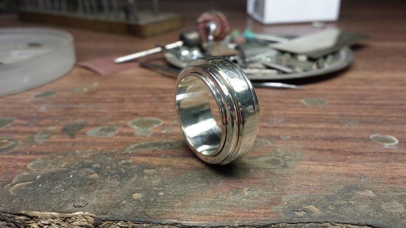 Как сделать кольцо побольше 552