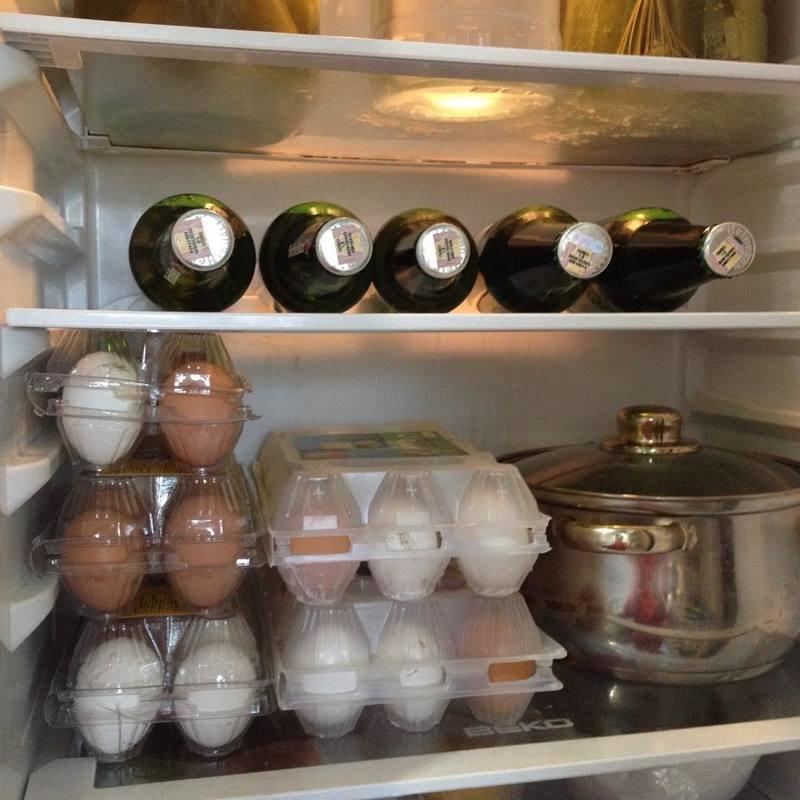 Хотя чаще всего холодильник полон вольная птица, одиночки, сам по себе, холостяки