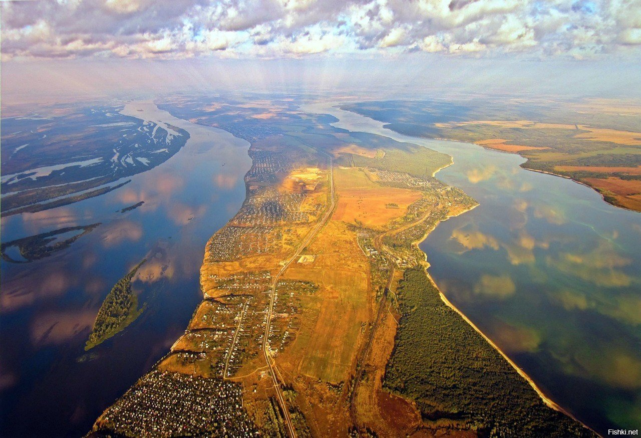 Туристическим центром Самарской области станет село Переволоки