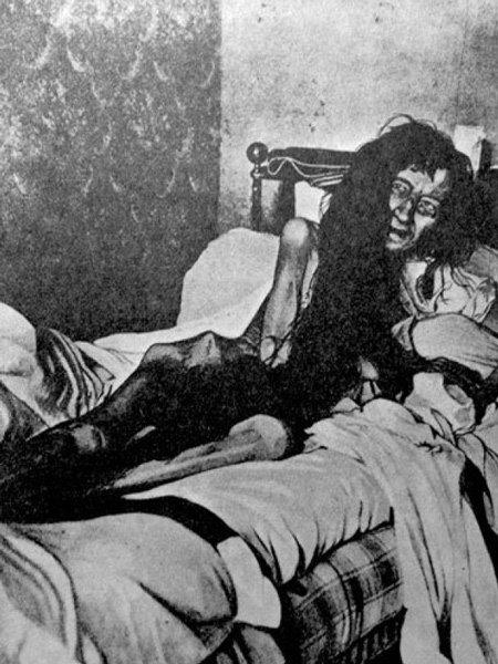 Жуткая история жизни Бланш Монье: взаперти девушка провела долгих 25 лет Бланш Монье, заточение, сумасшедшие, ужасы французского городка