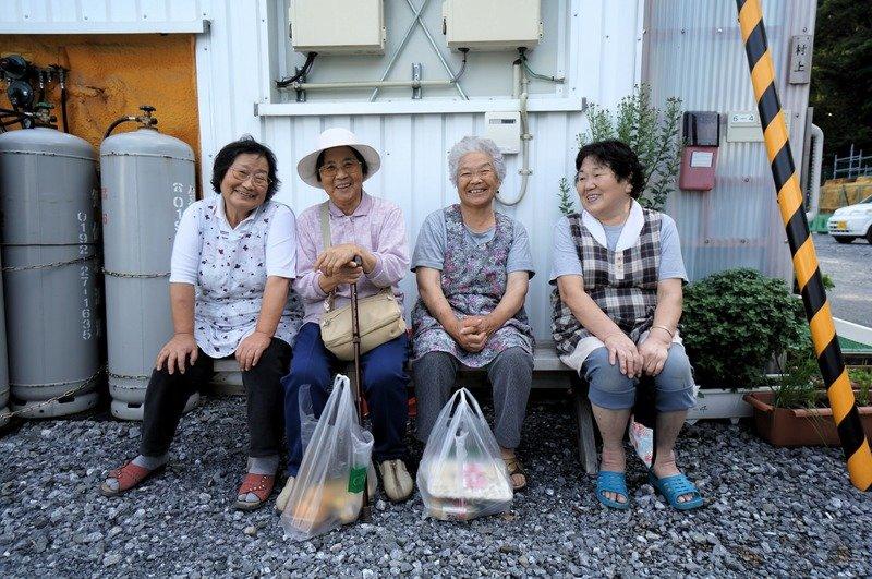 2. Японцы в среднем живут дольше представителей других наций в мире, интересное, полезно, путешествия, страна, факты, фото, япония