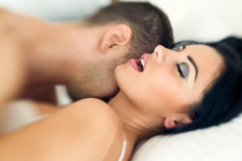 Оргазм с женой видео думаю
