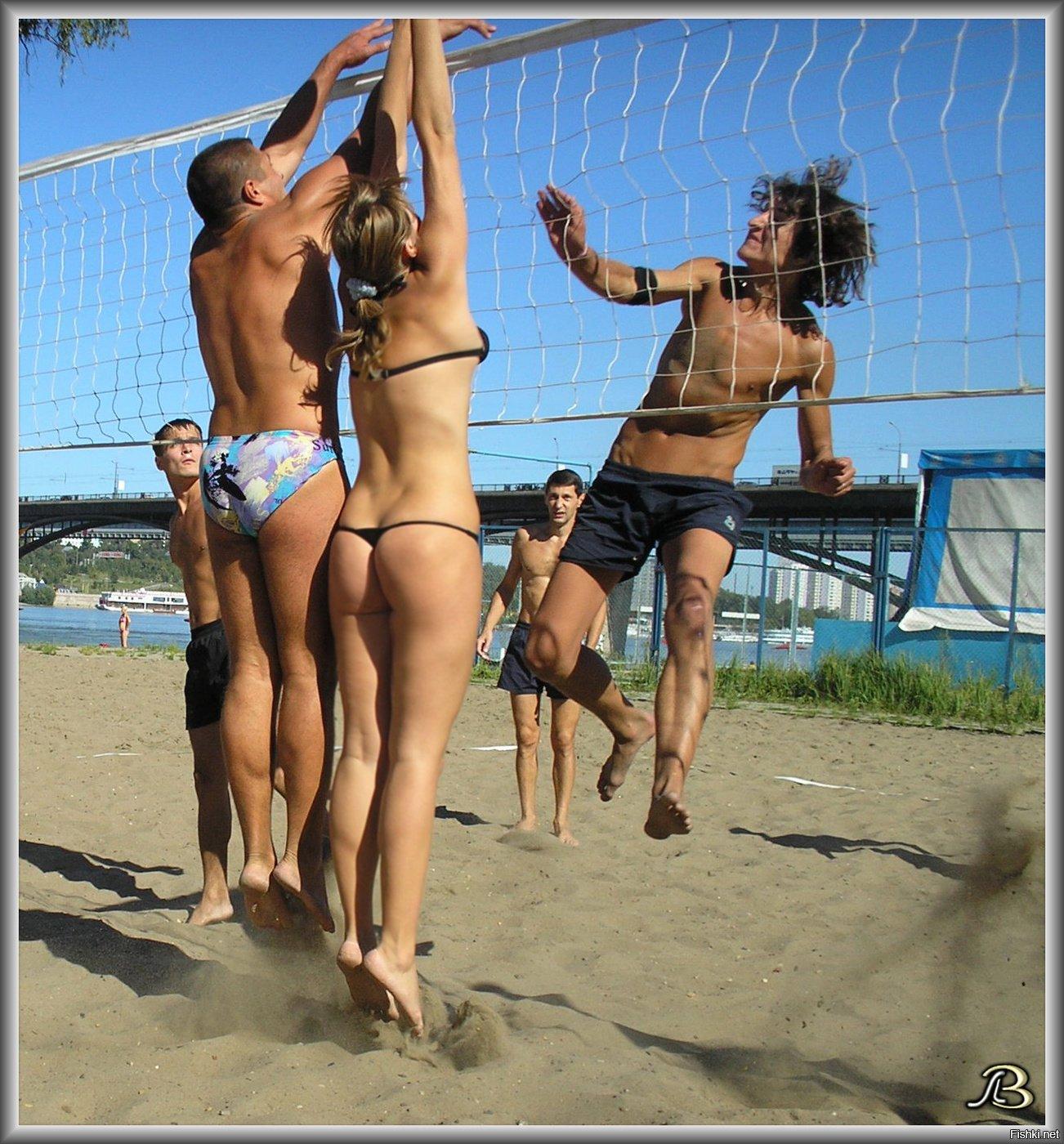 Фото девушек с пляжей новосибирска