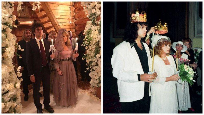 Фото со свадьбы галкина и пугачевой