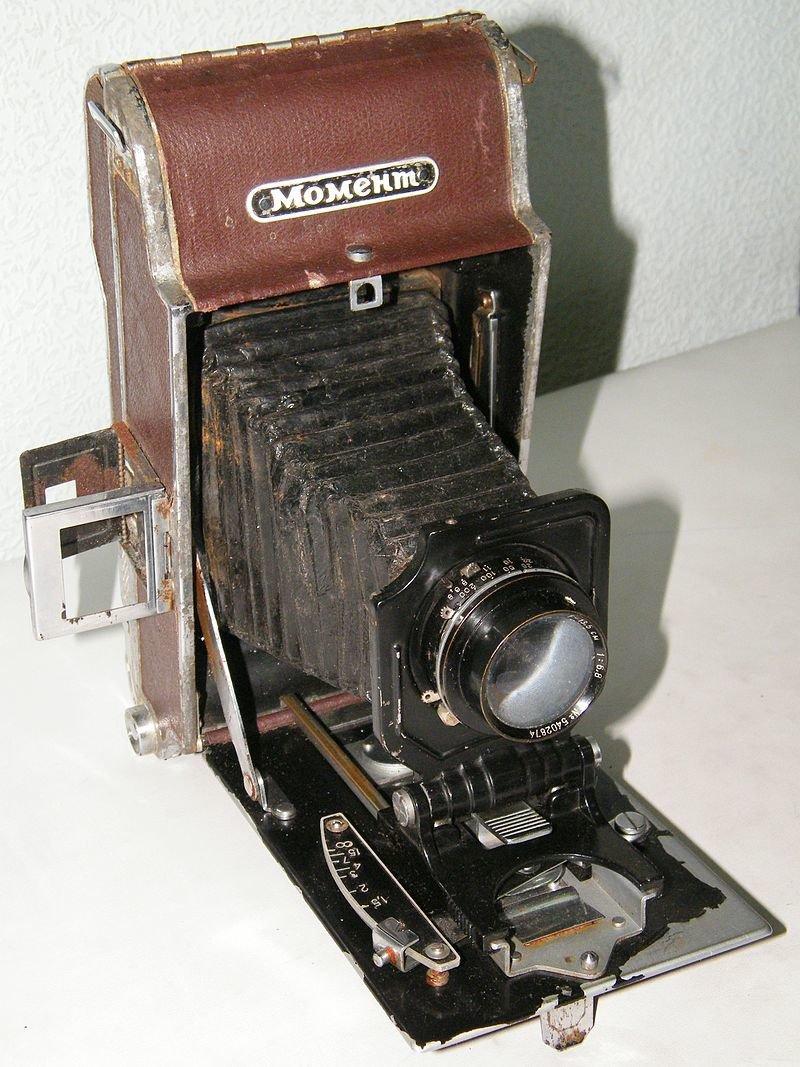 есть ли фотоаппараты которые показывают прошлое первый взгляд, правило
