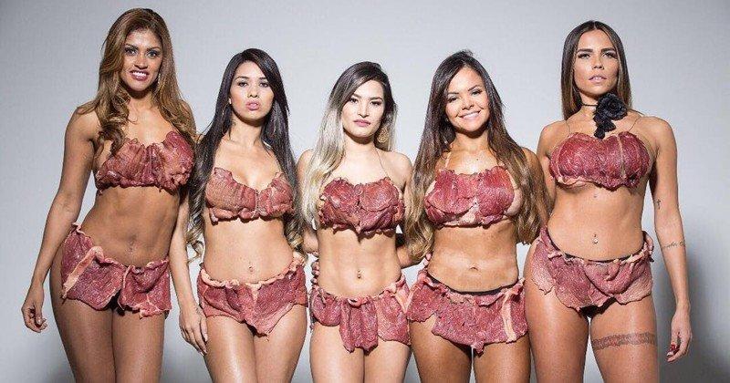 Спелые бразильские девки