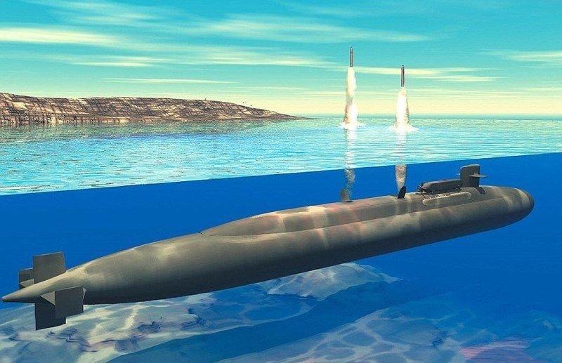 """Российская подлодка """"Князь Владимир"""" поразила весь мир! армия, князь Владимир, новые вооружения, оружейные новинки, оружие, подводная лодка, подводный ракетоносец, подводный флот"""