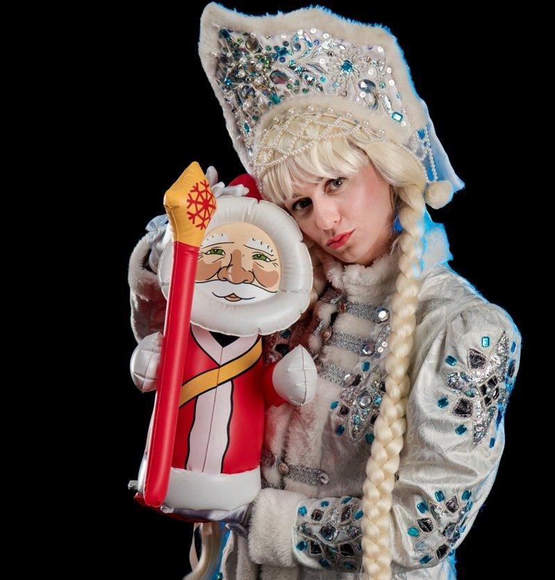 Дед Мороз и дети 68