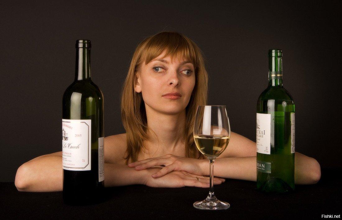 порядочные девушки пьют фото