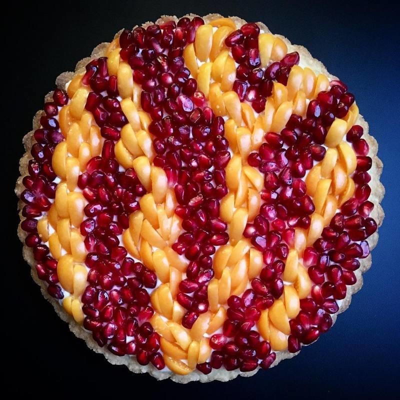 Лорен Ко — женщина, которая вывела пироги на новый уровень Лорен Ко, выпечка, еда, кондитер, красота, пирог