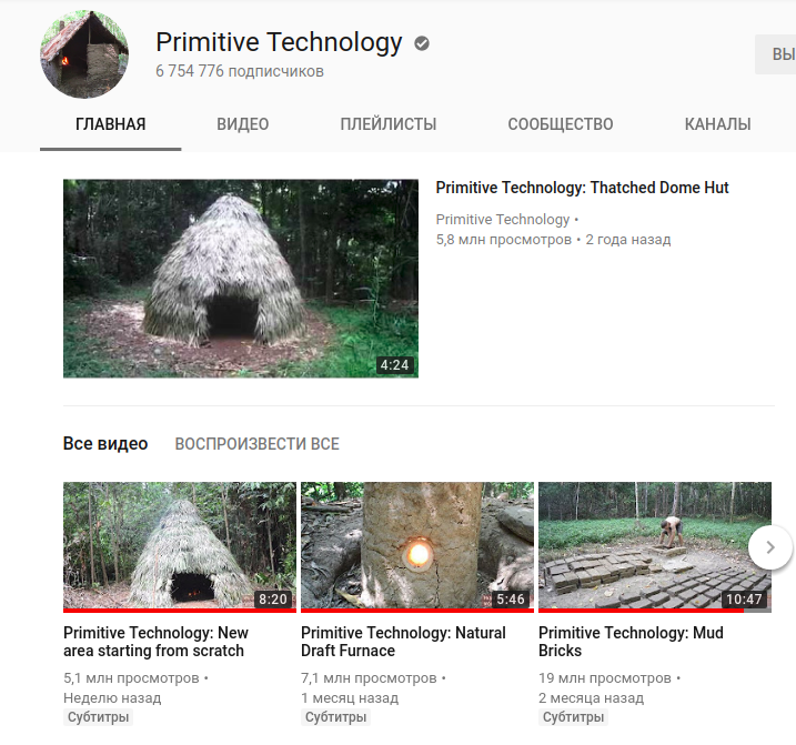 Primitive Technology primitive technology, выживание, выживание в дикой природе, каменный век, примитивные технологии, простейшие навыки, технологии каменного века