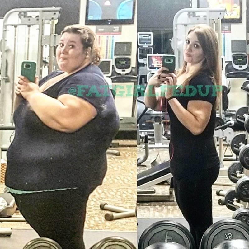 Парень попросил похудеть