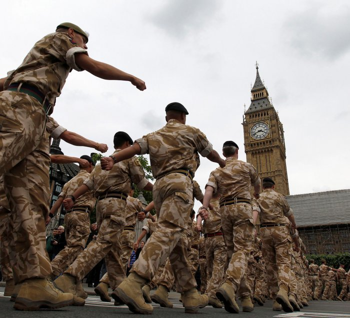 values and standards in the british army Sional military values and the importance of disciplined  army, noted after a recent standards, there is always a.