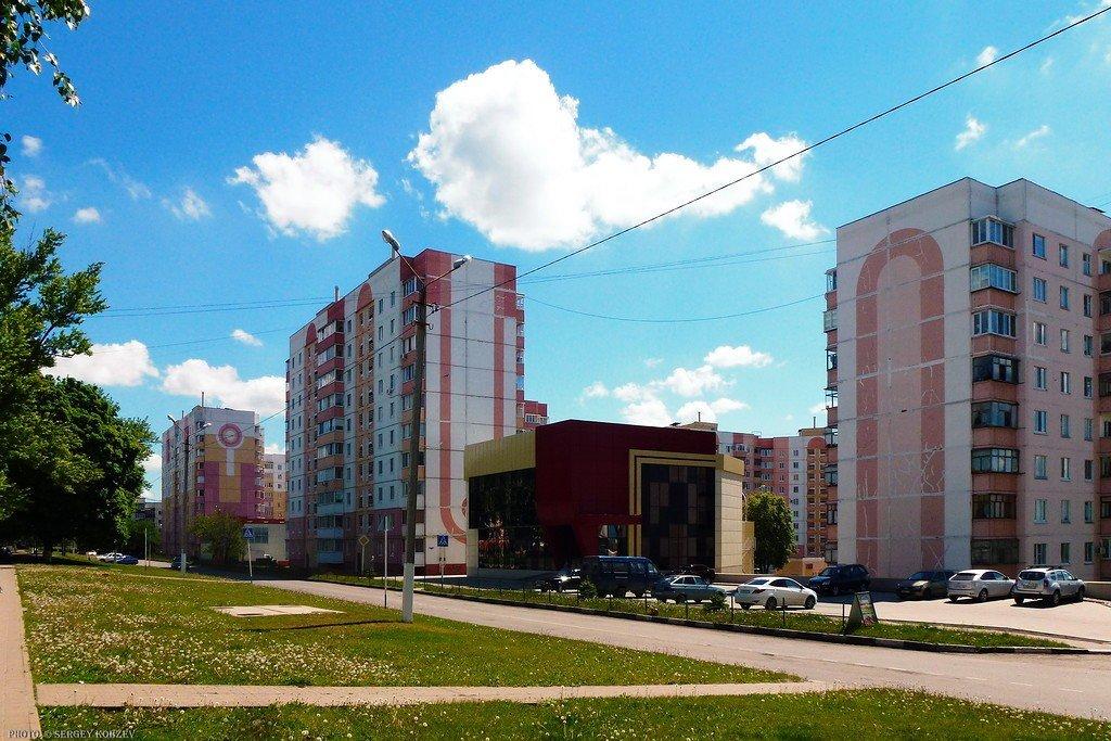 белгород город строитель фото тату шее