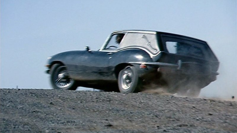 Harold and Maude, 1971 E-Type, jaguar, jaguar e-type, авто, автомобили, катафалк, олдтаймер, ретро авто