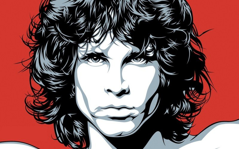 Jim Morrison... The Doors