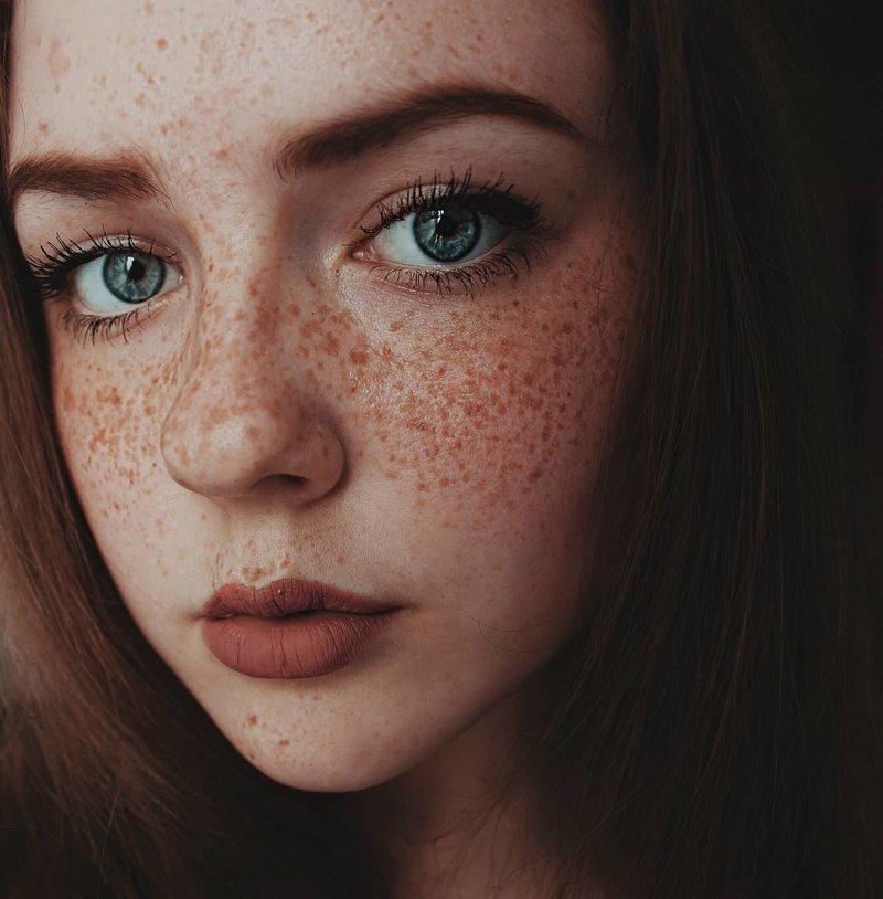 Солнцем поцелованные: ещё один пост обожания девушек с веснушками