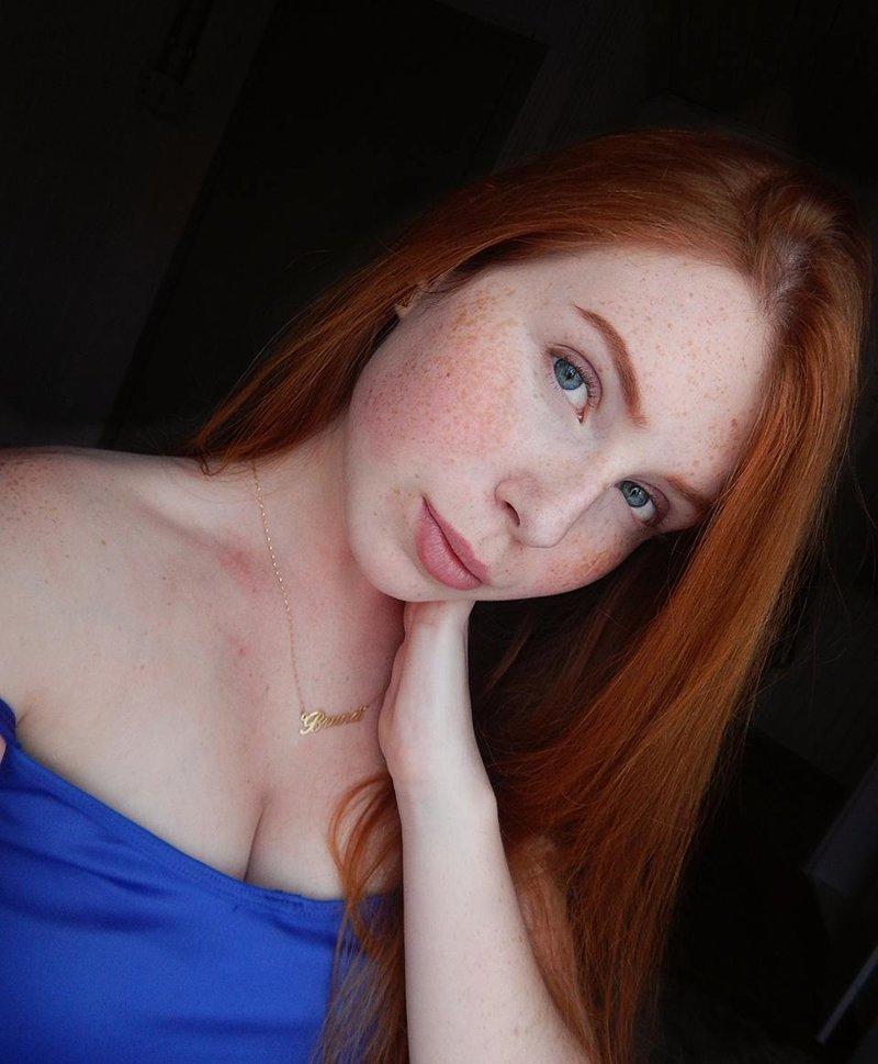 В общем, если согласны что рыжие девушки самые классные — ставьте лайк. Поддержим веснушчатых очаровашек!
