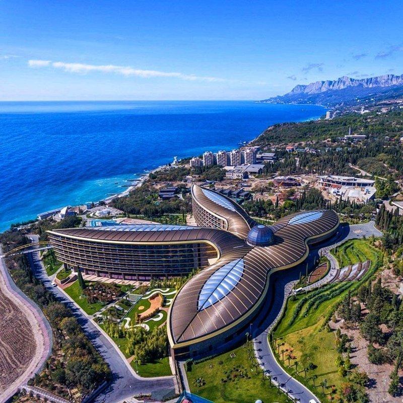 Крым мрия отель фото